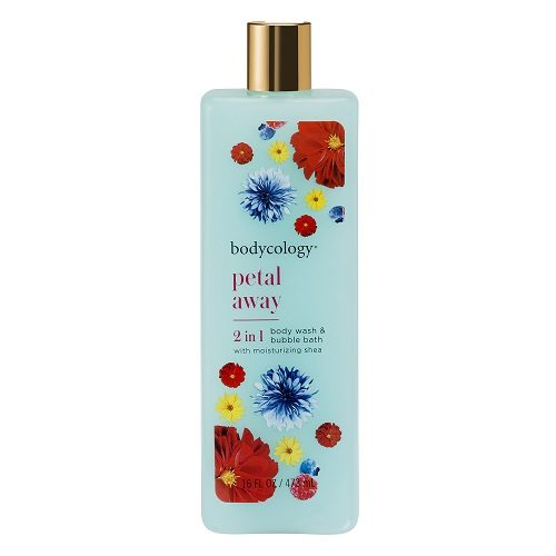 petal away body wash