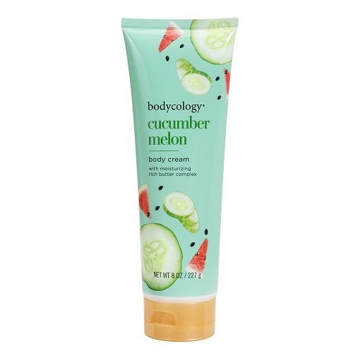 cucumber melon body cream