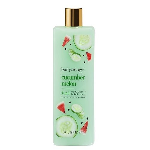 cucumber melon body wash